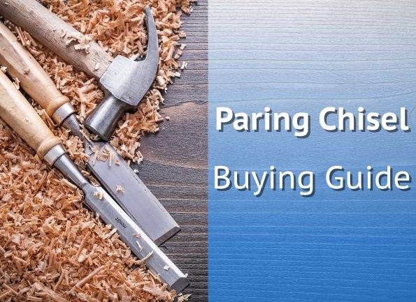 Paring Chisels On Saw Dust