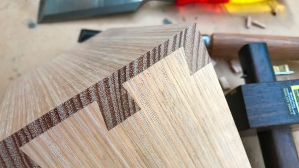 Woodworking – The Perfect Dovetail