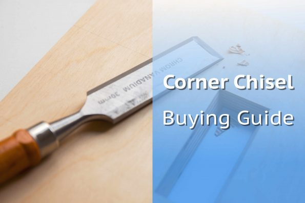 Corner Chisel Next To Mortise